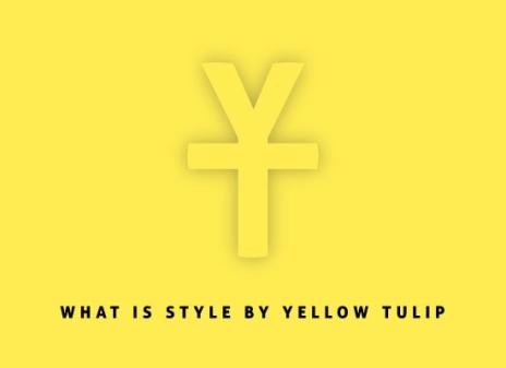 Yellow Tulip Logo