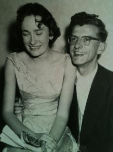 Mum & Dad 1957