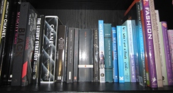 My assortment of books