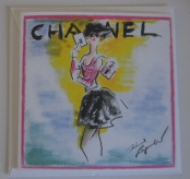Chanel Card