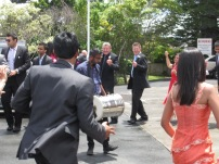 Nevil's Wedding