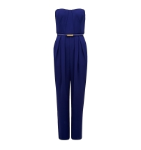 Forever New Strapless Jumpsuit