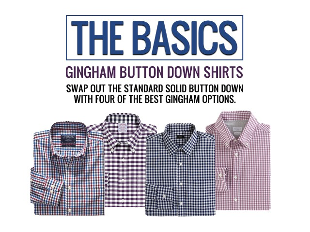 Gingham_Shirts