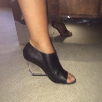 Nice Black Shoes