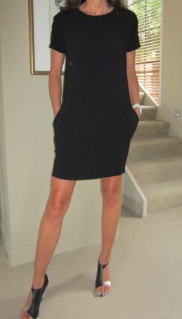 Glassons Black Dress