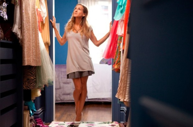 Carrie's Wardrobe