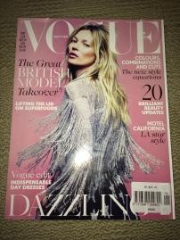 British Vogue - May 2014
