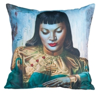 Lady of Orient Cushion