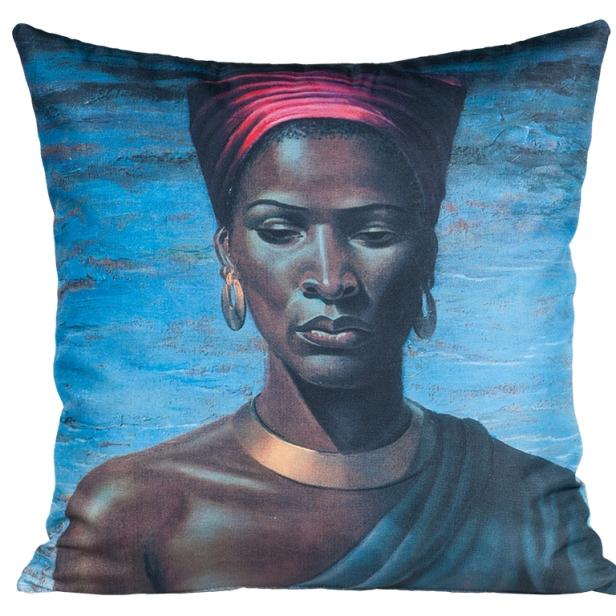 Zulu Girl Cushion