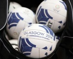 Netballs for the Commonwealth Games 2014