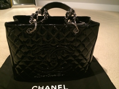 Chanel GST Shopping Tote