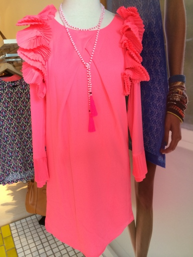 Pink Cata Dress 2 $189 from Augustine