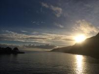 Sunset Samoan Style
