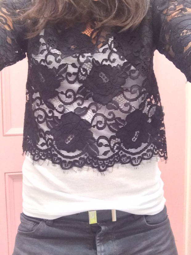 Glassons Lace Top $49.99