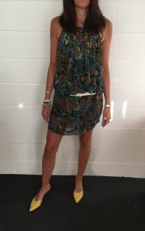 Zambesi Silk Dress