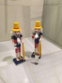 Chanel & Gucci nutcrackers