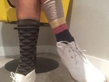 Nom*D Socks & A Random Sock