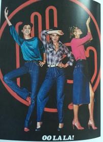 Sasson Jeans 1979