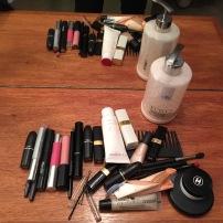 Make-up galore